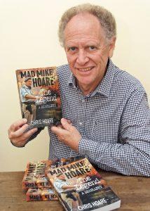 Chris Hoare & book